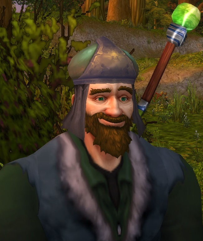 Dorn Gnarlroot