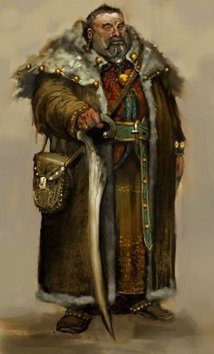 Magistrate Frederick Vernmil