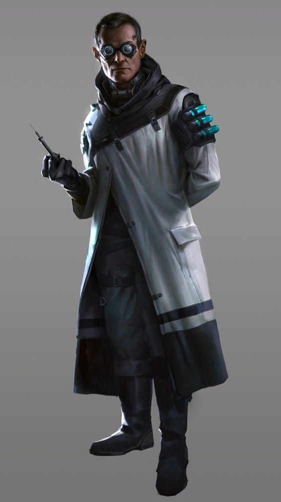 Doctor Kyle Nevran