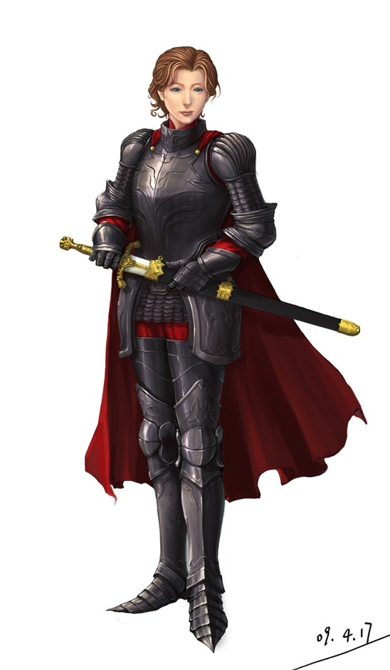 NPC- Captain Soranna
