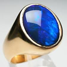 Gold ring of protection