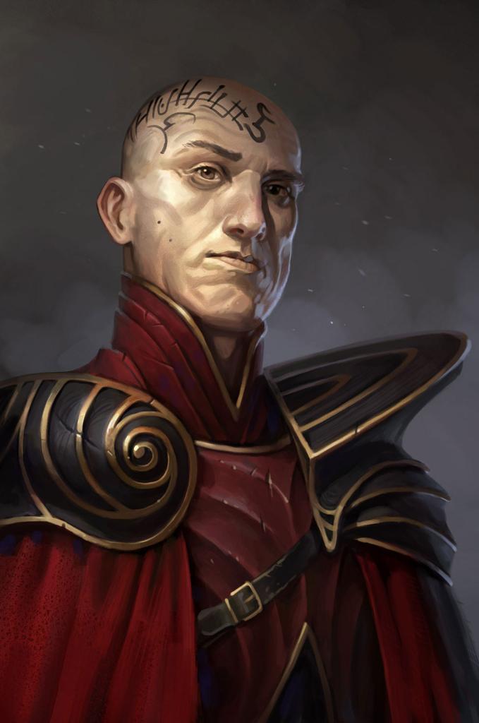 High Master Amberon Laegon