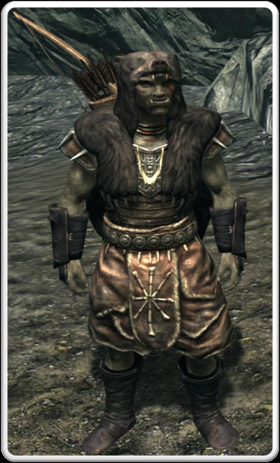 Gormak of the Lightfoot Clan