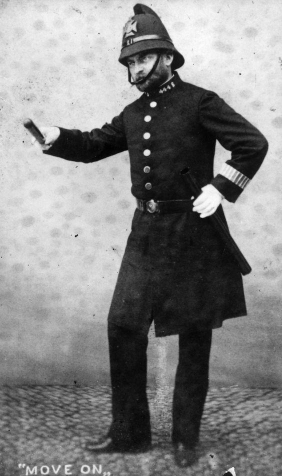 Constable Jory Oates