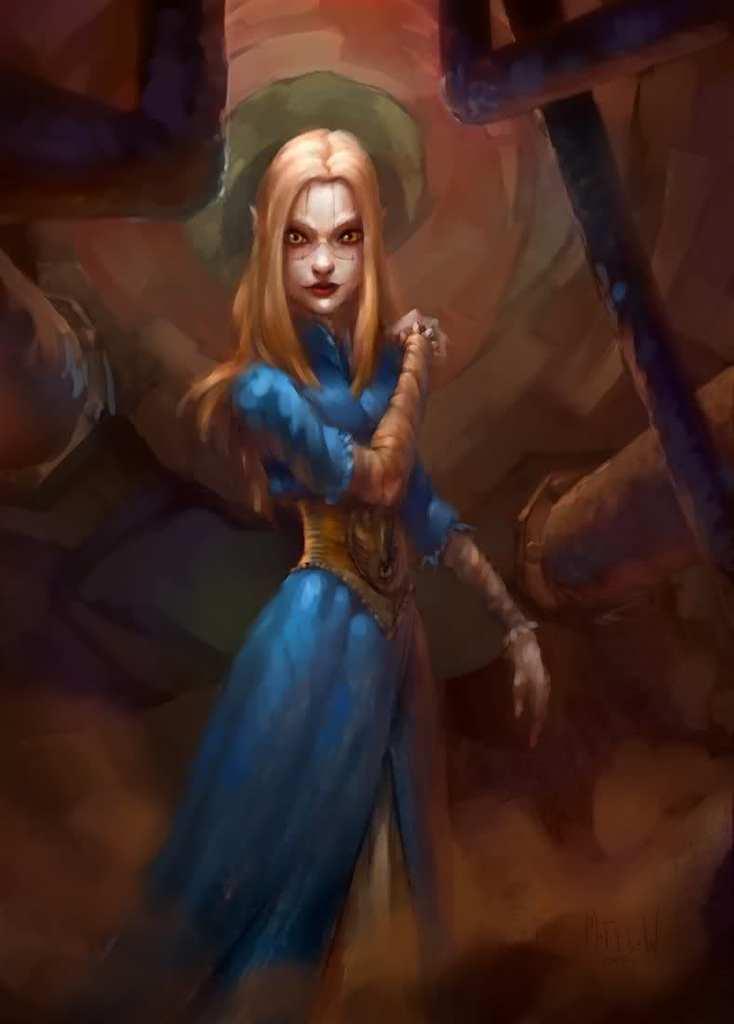 Lady Tarentia