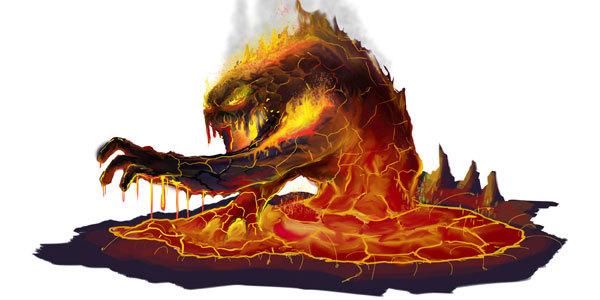 ανθισμένα βουνό φωτιά