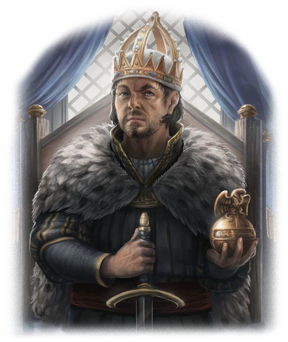 King Artin Andalvan