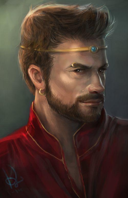Prince Arryn Andalvan