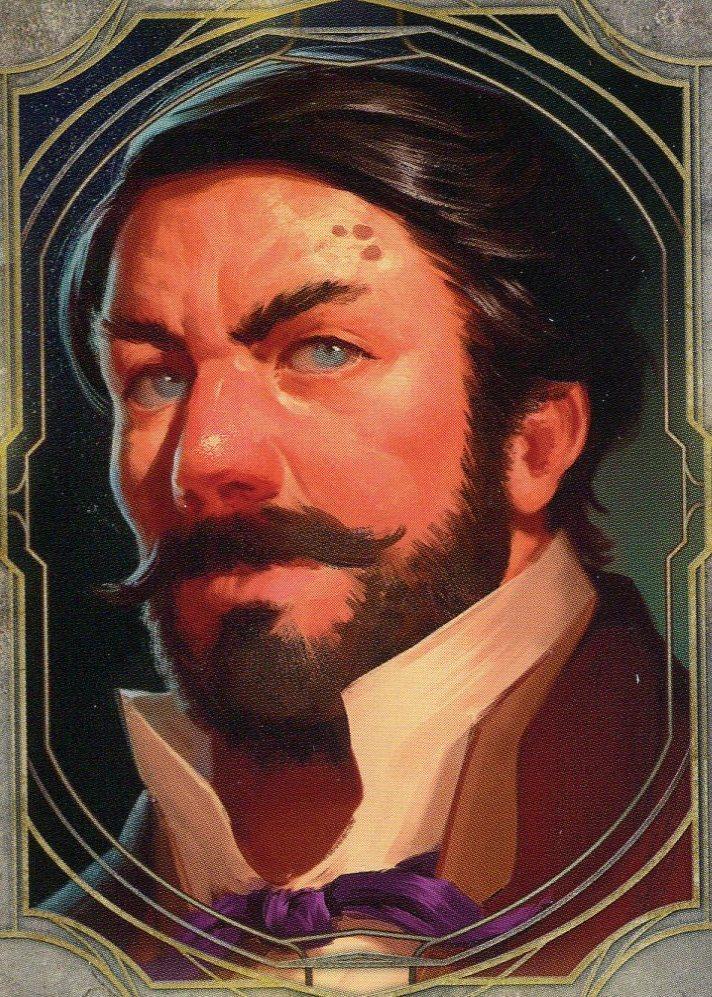 Duke (formerly Baron) Baxter Highcastle