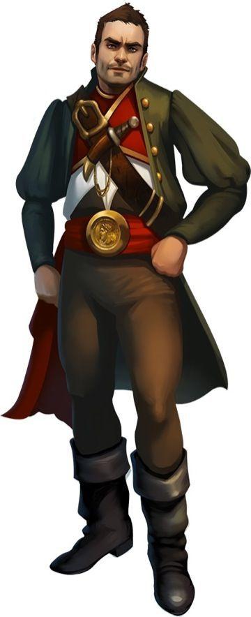 Sir Grayson Baird