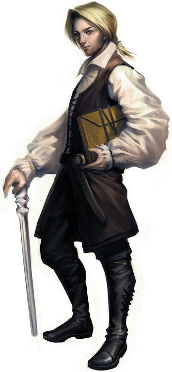 Master Theodore Highgarden