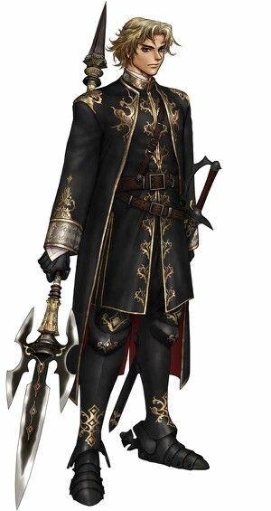 Master Lawrence Highgarden