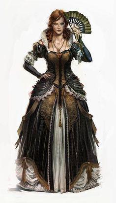 Lady Eliza Greythorne