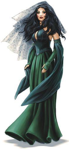 Lady Silstra Ranger