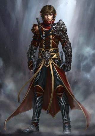 Bailiff Krendethius Axgar