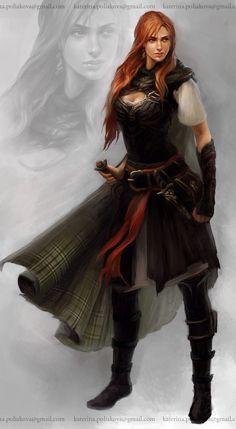 Arianna Redfern