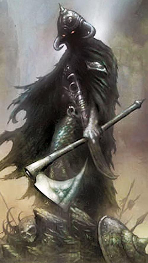 Master Kabran Bloodeye