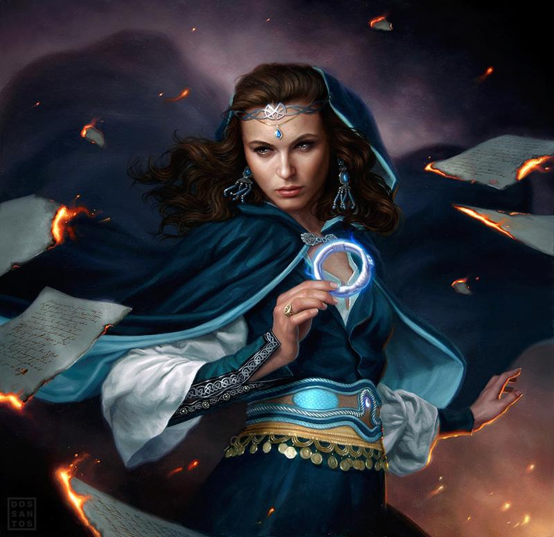 Archmage Millicent Ravenstorm