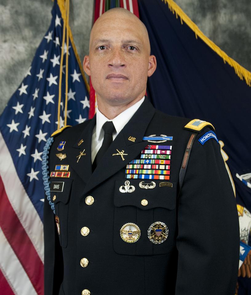 Col. Duane Higgins