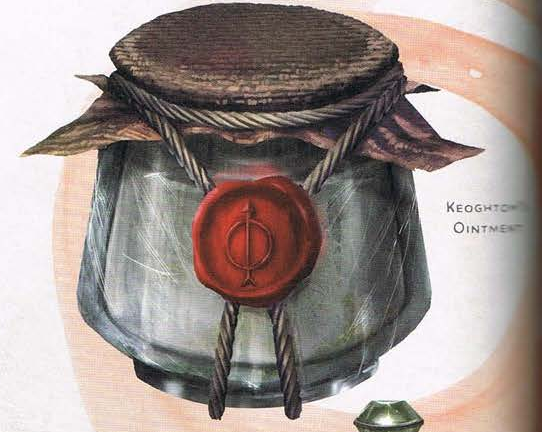 Keoghtom's Ointment