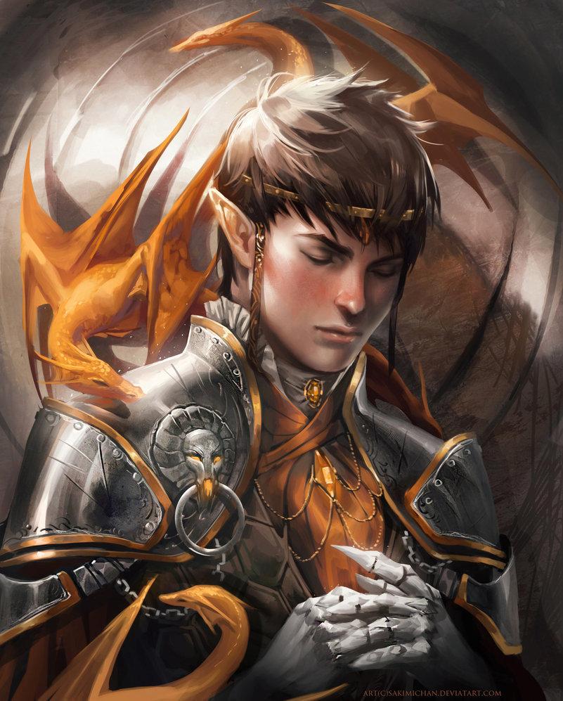 Low Prince, Gabriel Aidan Val'ore