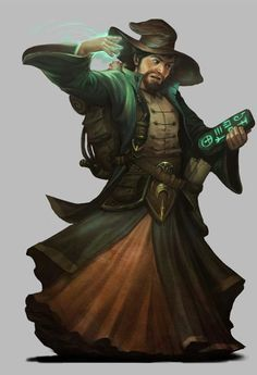Magus the Inspector Detective