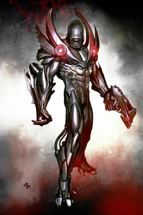 Chaldathan Elite Armor