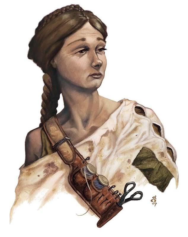 Lady Shaerl Llairhavenn Roanmantle Amcathra
