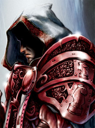 Asguard the Crimson Knight