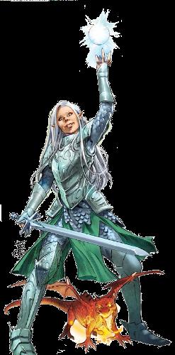 Alea Arlissan (AKA Elflight)