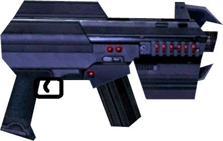 Arachnos Assault Rifle Mk III