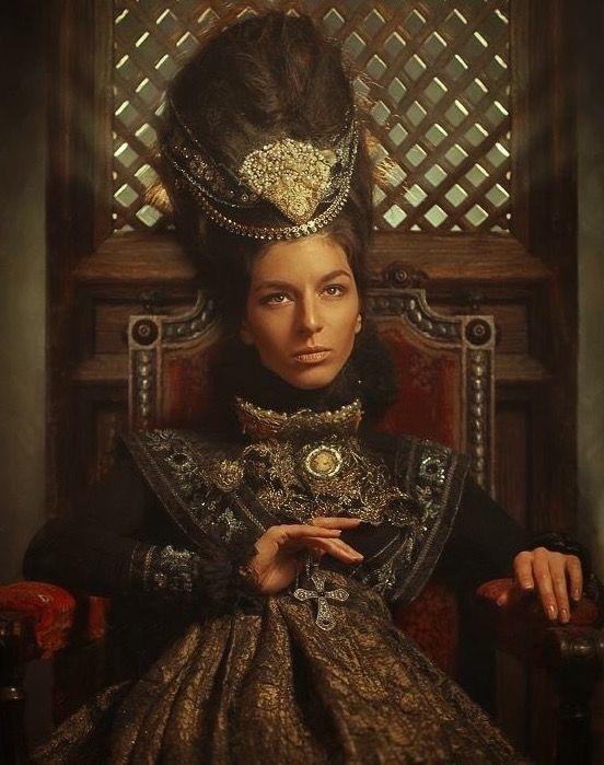 Countess Emmanuelle von Liebwitz