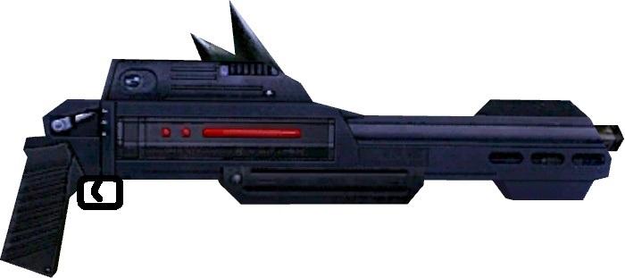 Arachnos Shot Gun Mk II