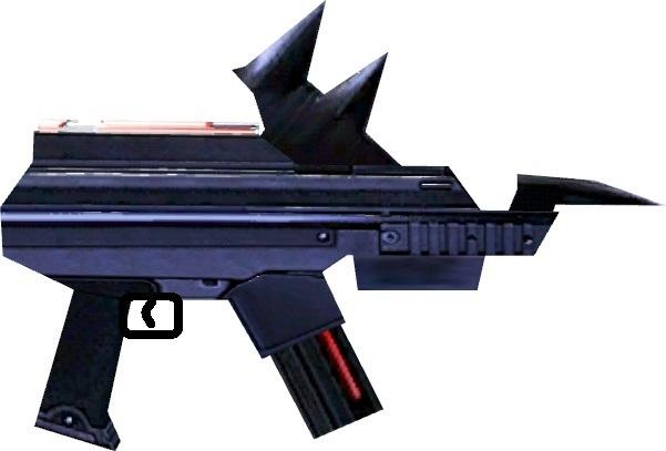 Arachnos Sub-Machine Gun Mk III