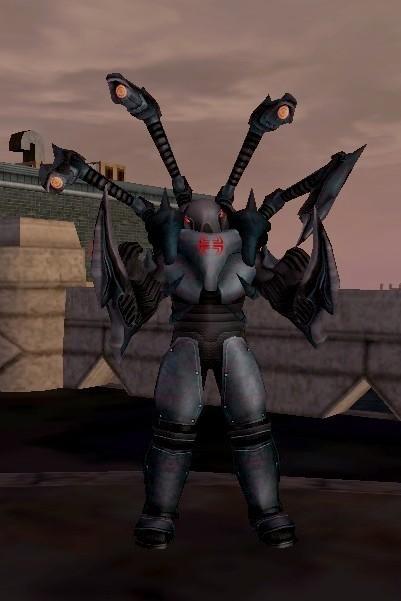 Crab Spider Armour