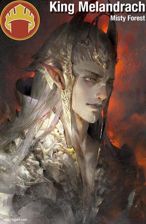 King Melandrach