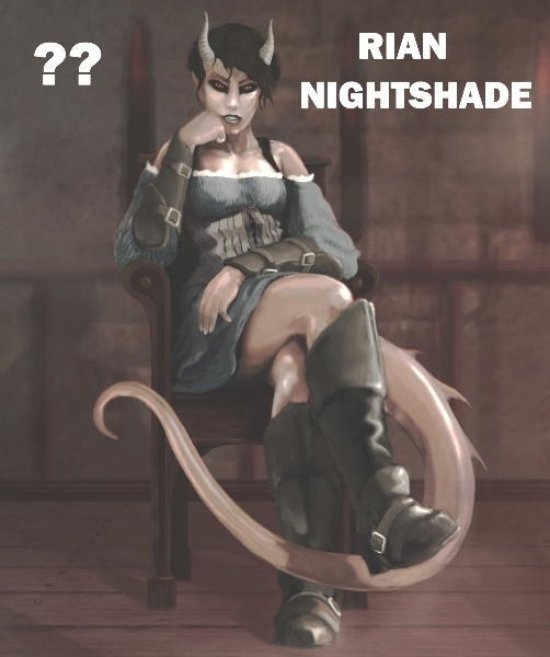 Rian Nightshade