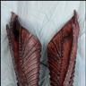 Bracers of the Parading Falcon