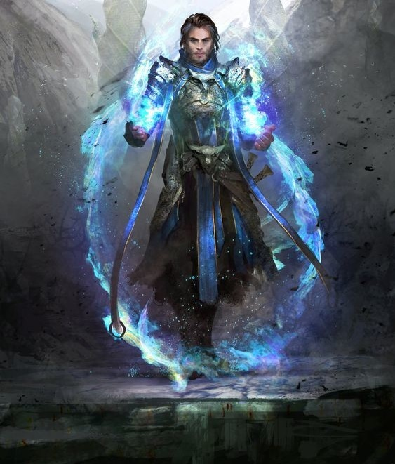 Lord Lantros Ravenstorm IV