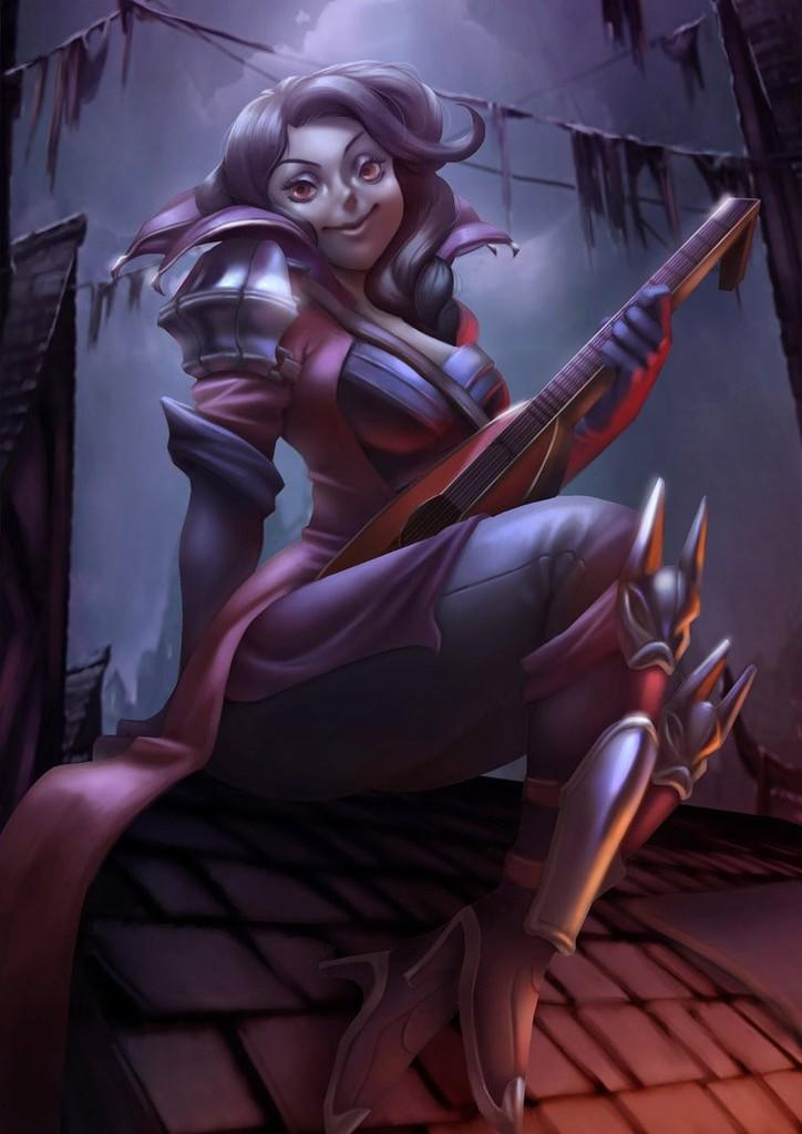 Cassandra Bloodlute