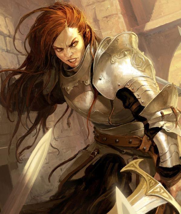† Ser Alethra Ilvar-Tak