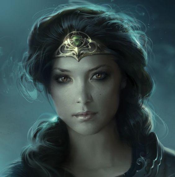 Empress Qira Starwhisper