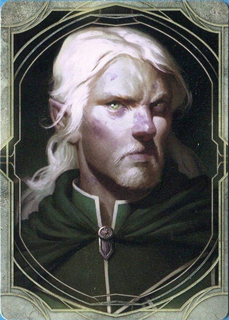 Lord Kelson Darktreader