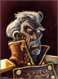 Captain Manuel Lyons
