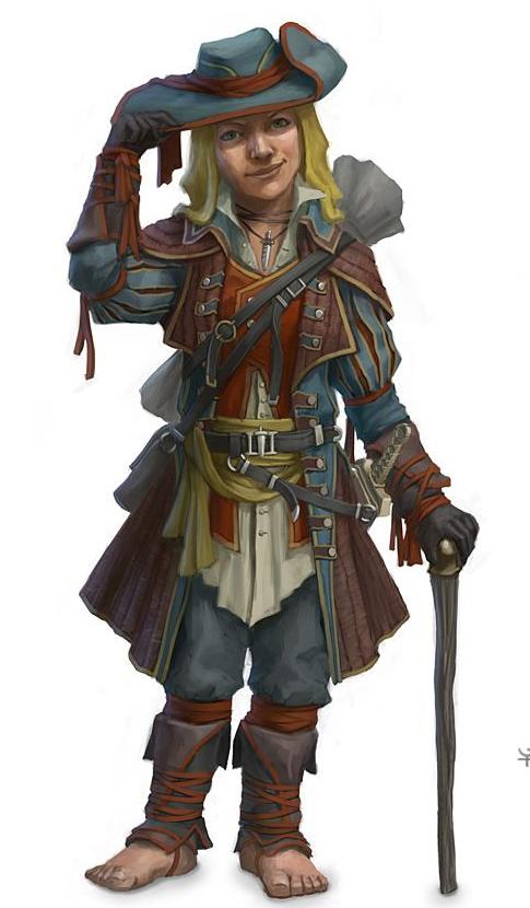 (Merchant)Davlan Littlefoot