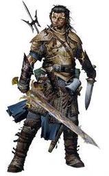 Dragon-Blood soldier