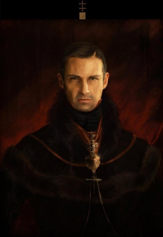 Chancellor Roderick von Hindenburg