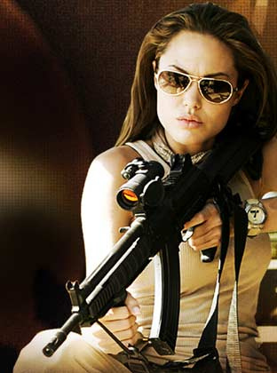 Monique Milano - The Sniper