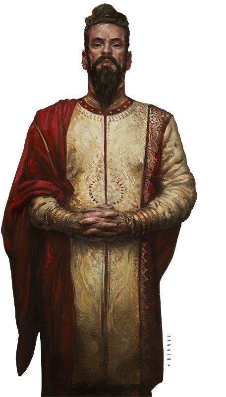 Lord Argos Simonides