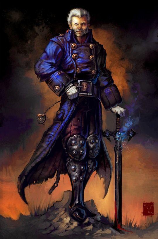 Colonel Sebastion Prontier